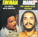 1977- Compacto Tim Maia e Markus Ribas