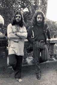 Tibério Gaspar e Antonio Adolfo
