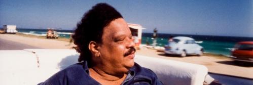 Tim Maia passeando (do Leme ao Pontal) em entrevista para o curta-documentário de Flávio Tambellini (1987)