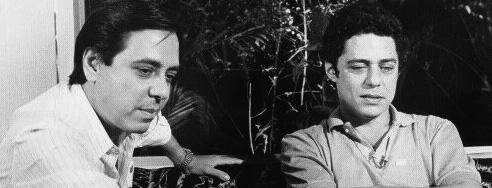 """Edu Lobo e Chico Buarque: compositores de """"O Grande Circo Místico"""""""